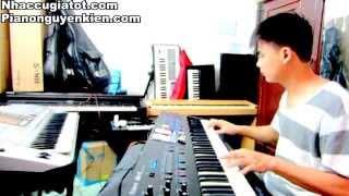 Full HD Đàn Organ Roland BK9 Nơi Ấy Con Tìm Về Nguyễn Kiên