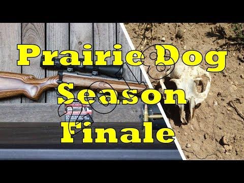 Savage B Mag 17 WSM On The Colorado Prairie Dogs -RGO Ep 65