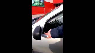 Установка вставных дефлекторов на Рено Дастер