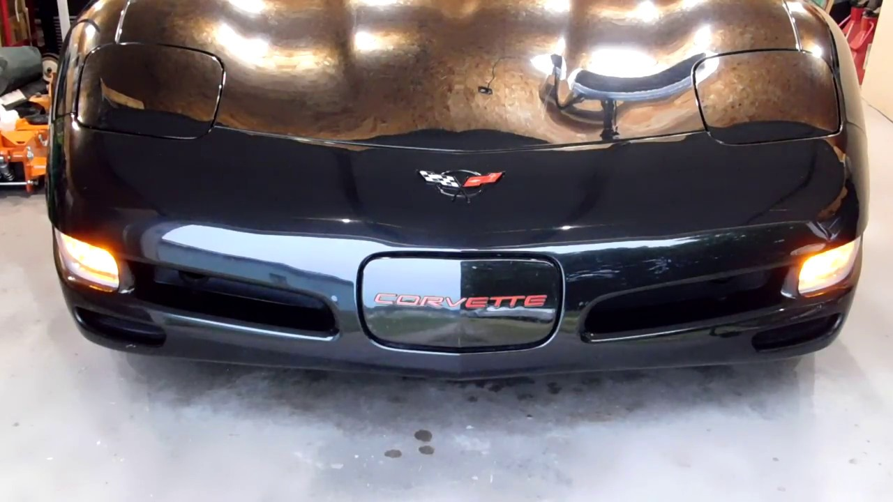 2002 Corvette C5 Switchback LED Conversion