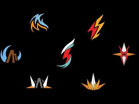 Boboiboy Fusion : Kuasa & Logo Elemen Baru FANART