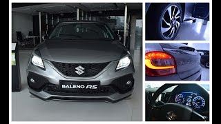 Maruti Suzuki Baleno RS 2019 || Real-Life review|| More Powerful💪💪