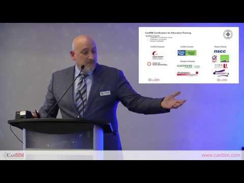 CanBIM Certification Update & Ceremony - Vancouver 2017