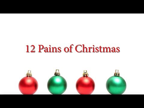 12 Pains of Christmas