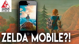 new zelda game coming? the legend of zelda is coming to mobile? rumor