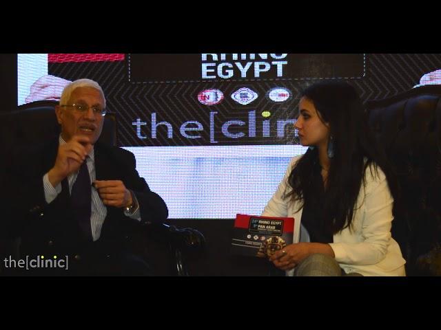 الأستاذ الدكتور رضا كامل يتحدث عن لحمية الأنف و إلتهابات الجيوب الأنفية