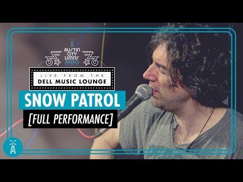 Snow Patrol [Full LIVE Performance + Interview] | Austin City Limits Radio