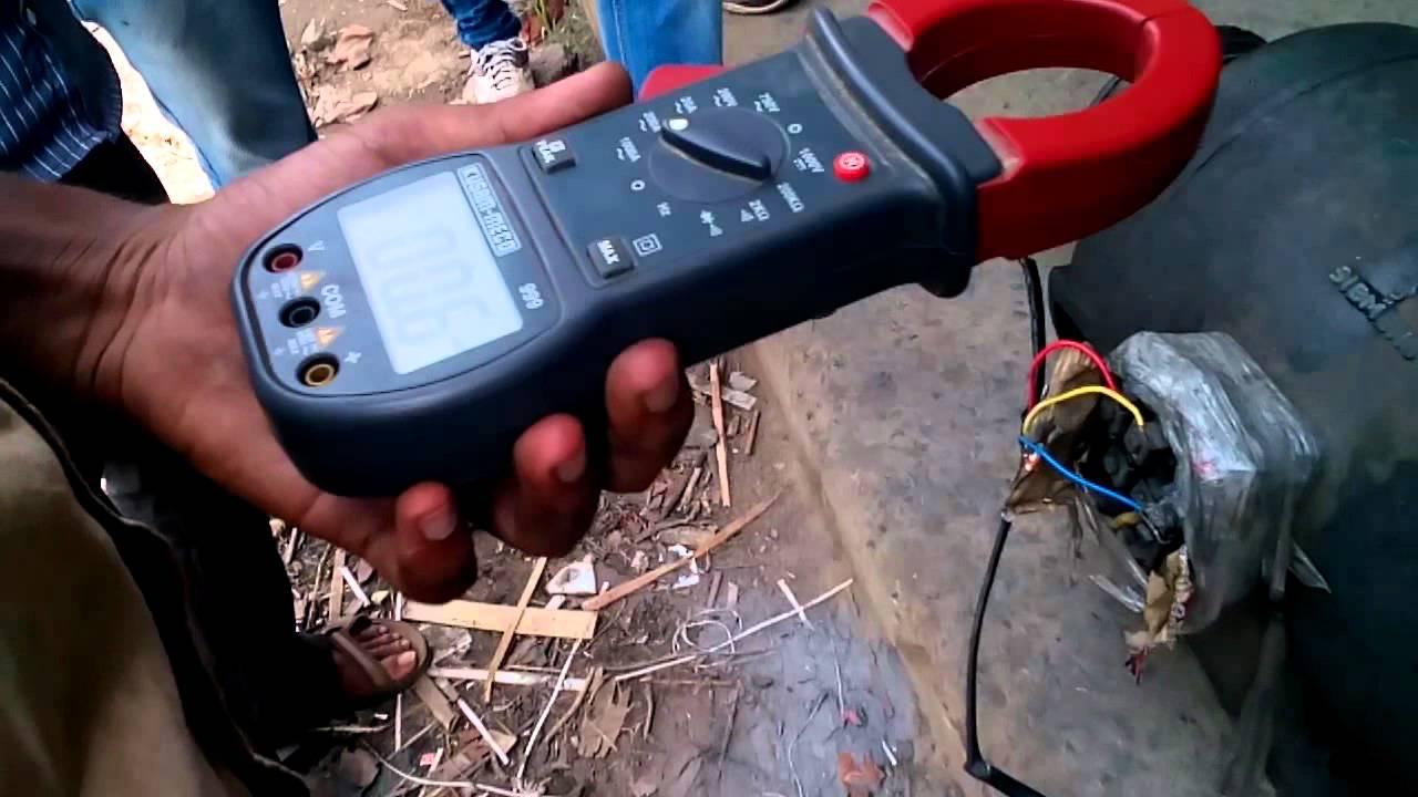 Ac Slip Ring Induction Motor Part1 Youtube