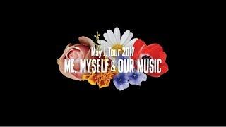 "May J. / Tour 2017 ~ME, MYSELF & OUR MUSIC~ ""Futuristic""(人見記念講堂 2017.7.30) [DIGEST]"