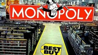 """""""Best Buys"""" Most Boring Monopoly Game EVER? Game Toy Review by Mike Mozart of TheToyChannel"""