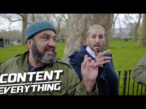 Omar Addressing Kalam | Saracen & Steve Confront Omar | Speakers Corner