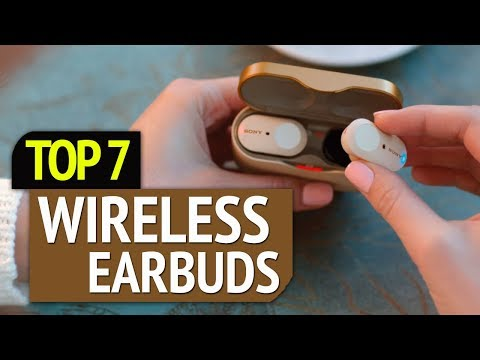 top-7:-best-wireless-earbuds-2019