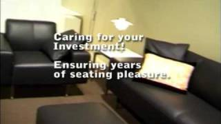 How to clean your leather chair or lounge