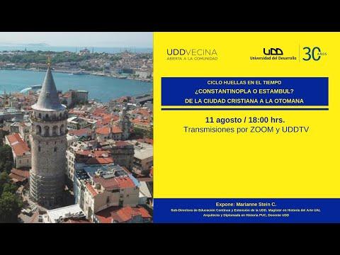 ¿Constantinopla o Estambul? De ciudad cristiana a otomana