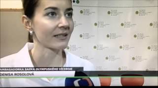 19. 11. 2014 - Sazka Olympijský víceboj, ČT Sport, Sportovní zprávy