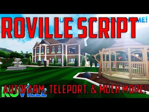 Roville Script Roblox Op Roblox Script Roville Autofarm Teleport Autowork Much