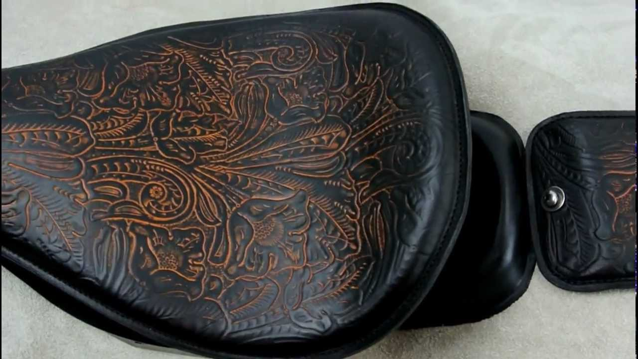 Custom Solo Seats Harley Davidson