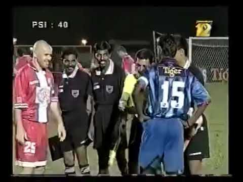 Marine Castle vs Home Utd - S League 1998