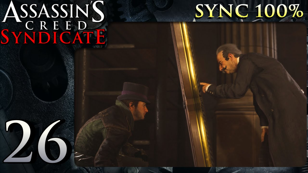 Conosciuto Assassin's Creed Syndicate (ITA)-26- Un Penny Falso - YouTube MW73