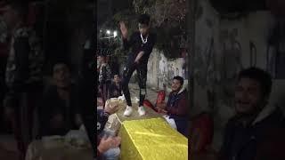 رقص مروان عسلية علي مهرجان بعمل باصلي