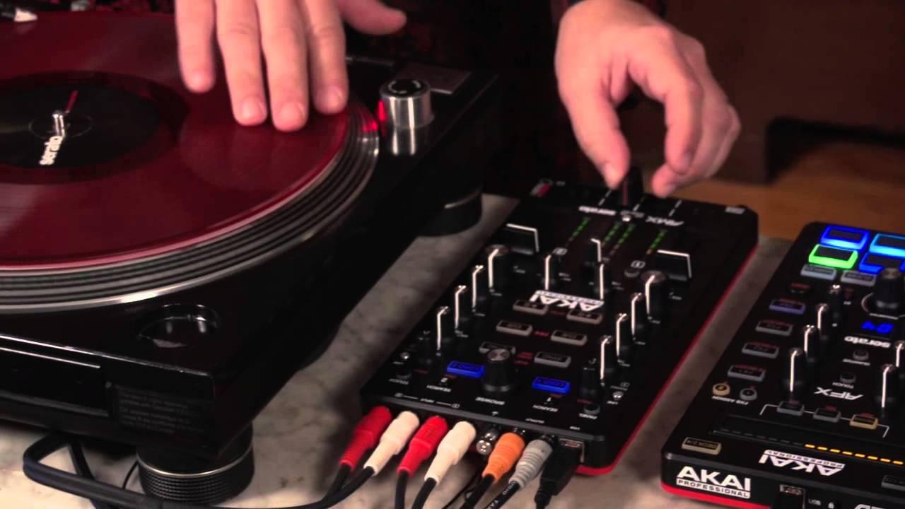 DJ AKAI Professional AMX