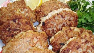 Рыбные котлеты рецепт Очень вкусные