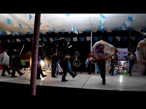 DANZA DE MOROS Y CRISTIANOS OCOPULCO 2018