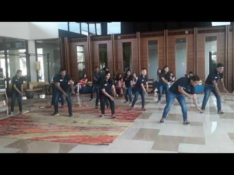 Final flashmob Radisson blu karjat