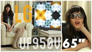 LG 65UF950V: обзор телевизора(Цена и наличие http://rozetka.com.ua/lg_65lf950v/p2455247/ http://rozetka.com.ua/lg_55lf950v/p2455167/ Смотреть обзоры других телевизоров: ..., 2015-06-03T08:57:10.000Z)