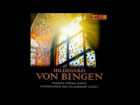 Hildegard von Bingen - Femina Forma Maria