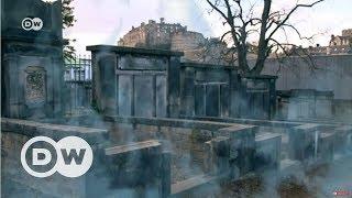 Edinburgh'da hayaletlerin peşinde - DW Türkçe