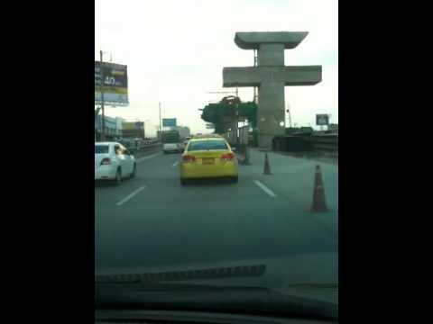จับ Chevrolet cruze มาเป็น Taxi