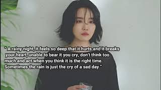 Younha (윤하) – rain night [subespañol] -