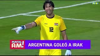 Javi con el análisis de Argentina vs Irak