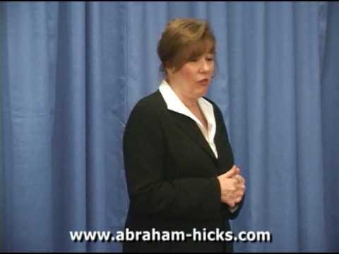 Abraham Hicks: Satan a Santa