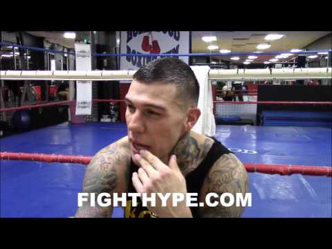 GABRIEL ROSADO REVEALS HIS TOP 5 SOUTHPAWS; ONE NAME MIGHT SURPRISE YOU