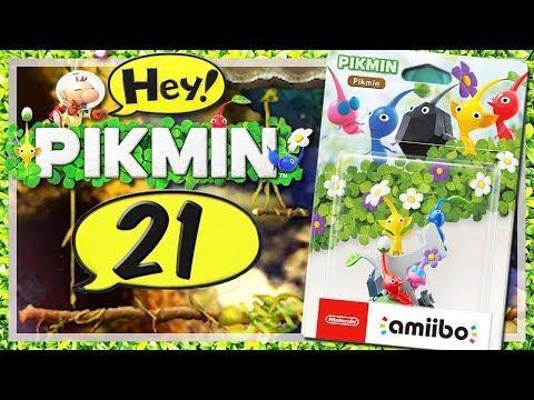HEY! PIKMIN # 21 🌼 Grotten rocken! [HD60] Let's Play Hey! Pikmin