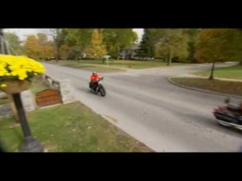 Motorcycle Warning System Safety Video