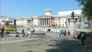 Authentic London Walks | Walk to Trafalgar Square