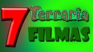 Terraria filmas w/MineIrCraft #7