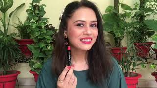 Jaquline USA Lip Pop Swatches - Super Pigmented Daily Wear Matte Lip Tints!!!