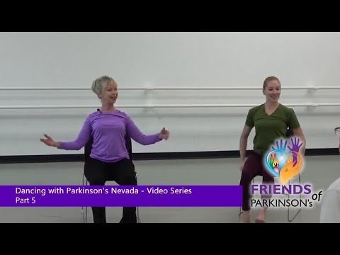Part 5: Dancing with Parkinsons NV Video Series