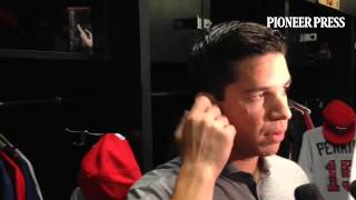 Video: Tommy Milone on his view of the 5-man infield gambit for #MNTwins