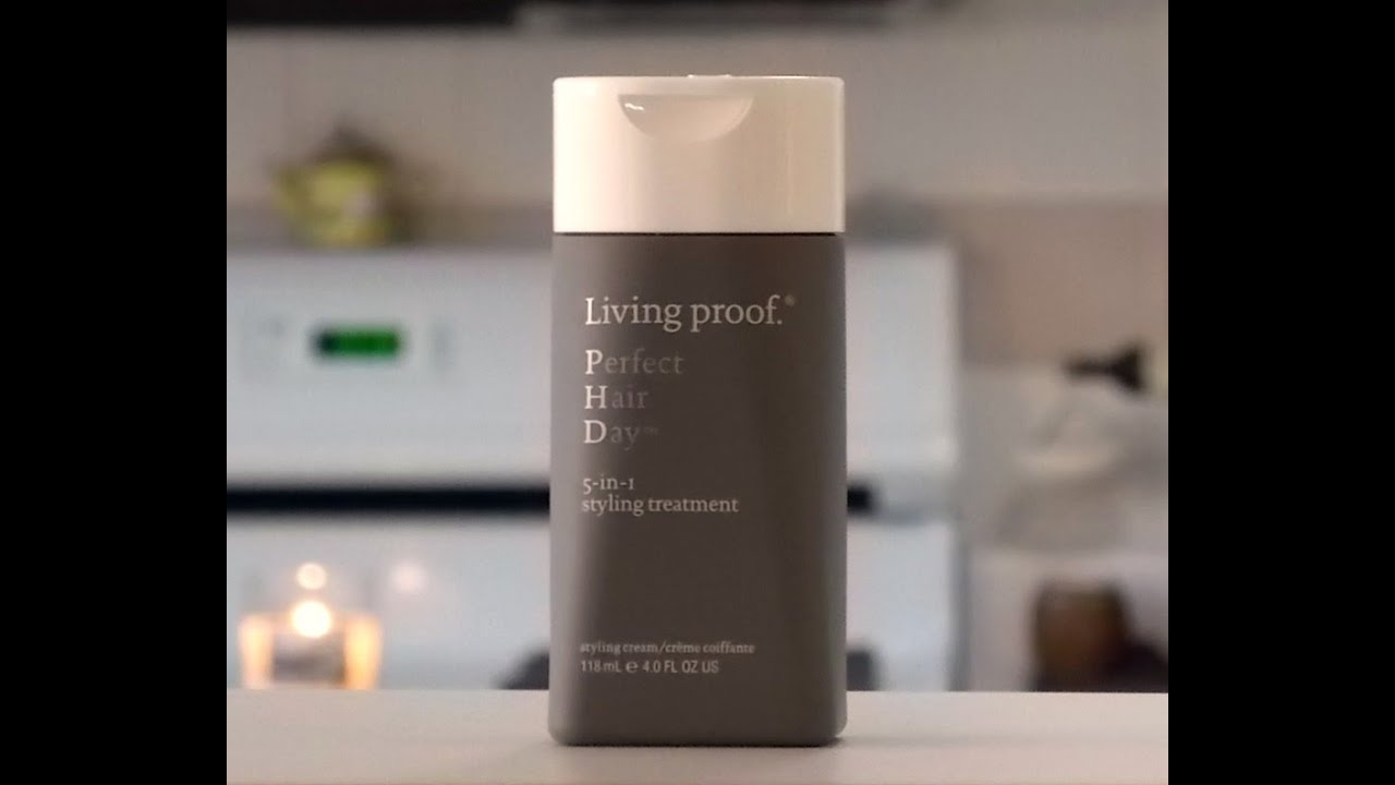 Perfect Hair Days Everyday With Living Proof Perfect Hair Day 5in1 Styling