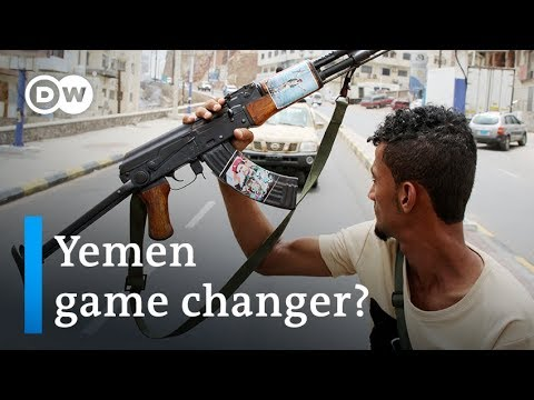 Yemen: UAE-backed separatists take presidential palace in Aden | DW News