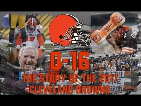 0-16: The Story of the 2017 Cleveland Browns