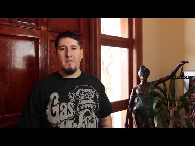 Guerra Law Firm P.C. McAllen TX- Testimonial Sgt. Renato Reyna