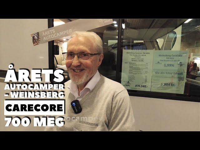 Peter Borup fortæller om årets autocamper 2020