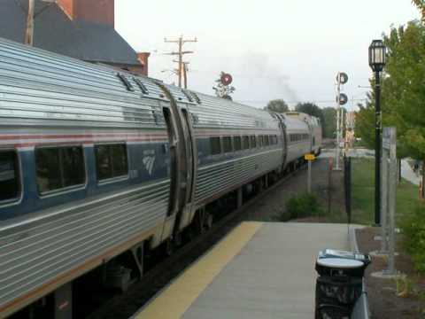 Amt 90214 Departing Dover, NH.