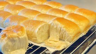 Dinner rolls_bánh mì sữa mềm nhẹ dai cực ngon_Bếp Hoa